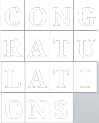printable congratulations banner letters printable banner