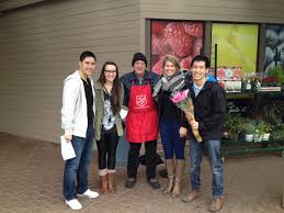 salvation army thanksgiving volunteer coquitlam tri cities rotaract club