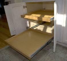 Kitchen Sliding Shelves by Best 25 Cupboard Shelves Ideas On Pinterest Alcove Shelving