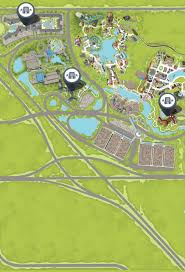 Universal Orlando Maps by Review Of The Cabana Bay Beach Resort At Universal Studios Orlando