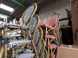 Bistro Chairs Uk Secondhand Hotel Furniture Outside And Garden