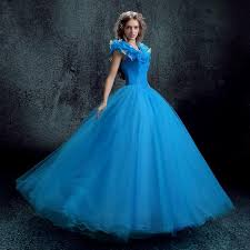 cinderella blue prom dress naf dresses