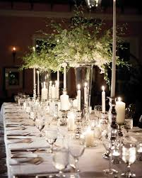 table centerpieces glamorous wedding centerpieces martha stewart weddings