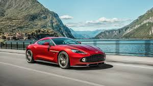 concept aston martin aston martin vanquish zagato headed for extremely limited