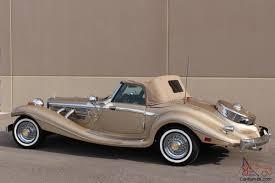 mercedes benz 500k 540k excalibur auburn style 1936 oldtimer