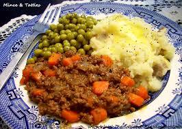 Scottish Comfort Food Watching What I Eat Mince U0026 Tatties A Favorite Scottish Meal
