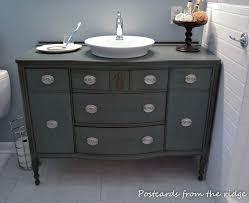 Distressed Bathroom Vanities Best Bathroom Charming Bathroom Vanities Without Tops For Bathroom Pertaining To Bathroom Vanities For Less Decor Jpg