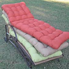 home decorators collection sunbrella jockey red outdoor chaise