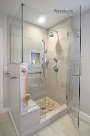 Bathroom Shower Chair Shower Seat Ideas Artsport Me