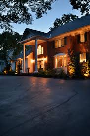 Landscape Outdoor Lighting Outdoor Lighting Design Heinen Landscape