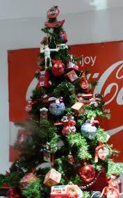 my coca cola christmas tree collectors weekly