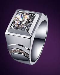 aliexpress buy 2ct brilliant simulate diamond men classic 1carat brilliant diamond men engagement ring original