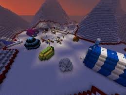 Mt Everest Map Mt Everest Expedition Adventure Map Minecraft Project