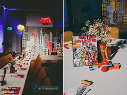 superhero wedding table decorations comic themed wedding image collections wedding decoration ideas