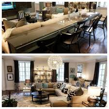 Best  Bar Behind Couch Ideas On Pinterest Table Behind Couch - Dining room with couch
