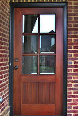 Exterior Door Wood Craftsman Style Entry Front Exterior Doors Craftsman Style