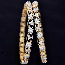 bracelet design diamond images Real diamond bangles designs google search bangles pinterest jpg