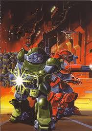 armored trooper votoms non gundam art of badassery page 5