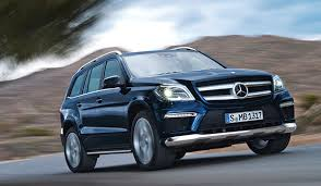mercedes suv 2012 models 2013 mercedes gl class suv of the year greater in