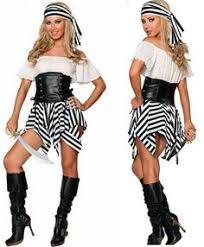 Pirate Woman Halloween Costumes Women U0027s Seductive Pirate Wench Deluxe Costume Pirate
