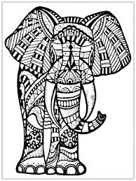 coloring pages of animals that migrate african elephant coloring page free elephant coloring sheet this is