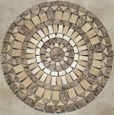 floor tile medallions home tiles