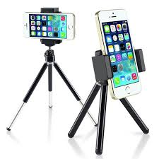 insten 360 degree mini phone tripod stand holder for