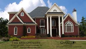 breconshire house plan house plans by garrell associates inc