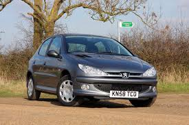 black peugeot peugeot 206 hatchback review 1998 2009 parkers