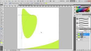 membuat garis 3d di photoshop cara mudah membuat garis lengkung di photoshop cs5 youtube
