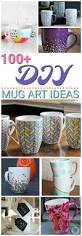 coffee mug ideas 100 awesome diy coffee mug art creations totally the bomb com