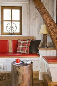651 best c a b i n s t y l e images on pinterest log cabins colorado mountain ranch ckdesign interiordesign homedecor rustic plaid windowseat