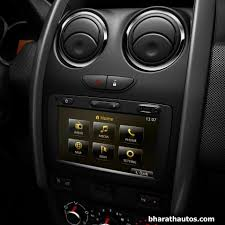 renault duster 2014 interior 2014 dacia renault duster gets updated inside and out