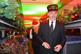 ride the magical polar express train in louisiana this holiday season