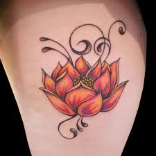 35 flower tattoos and what they