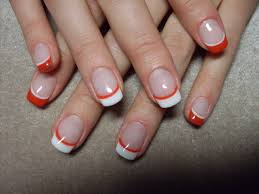 french manicure different colors in gallery manicure pinterest