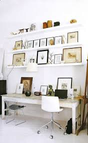Decorate Office Shelves by 380 Best Office And Craft Room Ideas Images On Pinterest Office