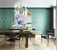 modern dining room decorating ideas contemporary wallpaper design