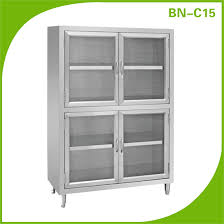 Stainless Steel Standing Storage CabinetBathroom CabinetHospital - Stainless steel kitchen storage cabinets