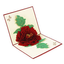 Invitation Card For New Year Online Buy Wholesale 3d Greeting Cards From China 3d Greeting