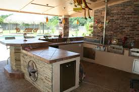 Outdoor Kitchen Cabinets Youtube by Unique Primitive Outdoor Kitchen Taste