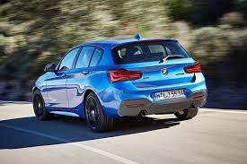 how much are bmw 1 series 2017 bmw 1 series facelift races a drone in launch
