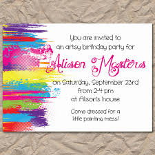 engrossing rainbow unicorn birthday party invitations birthday