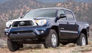 all toyota tacoma models 2013 toyota tacoma pricing released pickuptrucks com