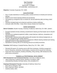 Janitor Resume Examples by 925 Best Example Resume Cv Images On Pinterest Communication