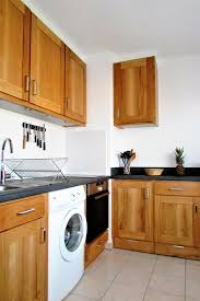 vernis plan de travail cuisine cuisine chene massif vernis naturel plan de travail et credence en