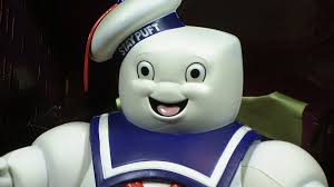 stay puft marshmallow man halloween costume ghostbusters sdcc 2011 exclusive stay puft marshmallow man review