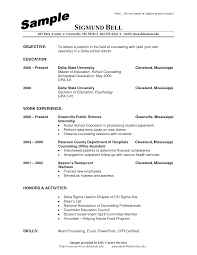 Sample Effective Resume by Effective Resume Writing Free Resume Example And Writing Download