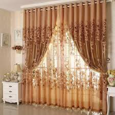 Washing Voile Curtains One Piece Sheer Voile Curtain Panel Set 1 Scarf Window Blackout