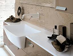 Modern Bathroom Sinks Apron Front Bathroom Sink Beautifies New Modern Bathroom